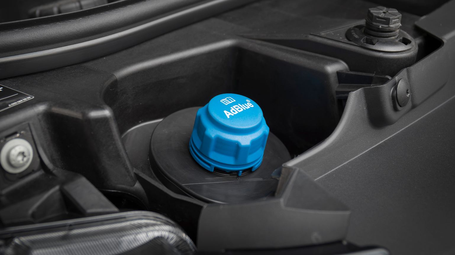 The companies agreed on the size of onboard tanks containing a urea solution known as AdBlue that is injected into the exhaust stream to limit pollution from diesel engines. Image: Daimler