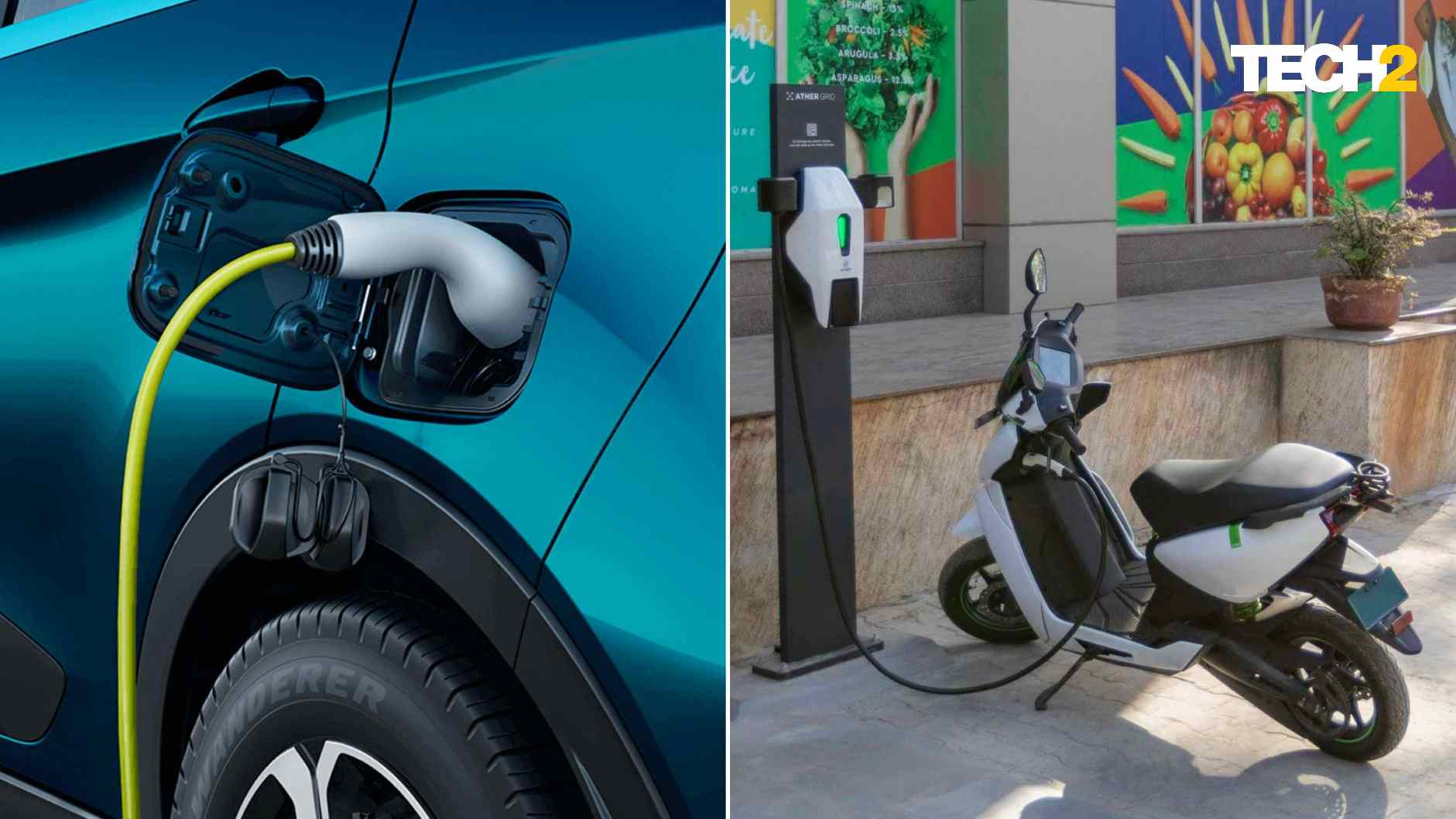 The Maharashtra EV policy 2021 provides increased subsidy for both electric two-wheelers and electric cars and SUVs. Image: Tech2/Amaan Ahmed