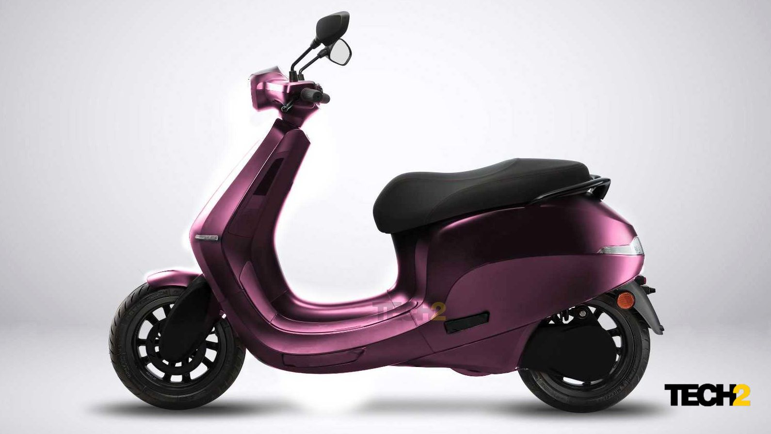 The Ola Electric Series S scooter will be delivered to buyers' homes.