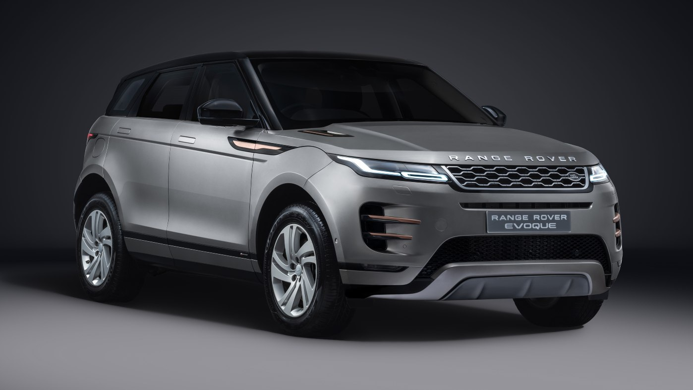 The second-gen Range Rover Evoque was introduced in India in 2020. Image: Land Rover