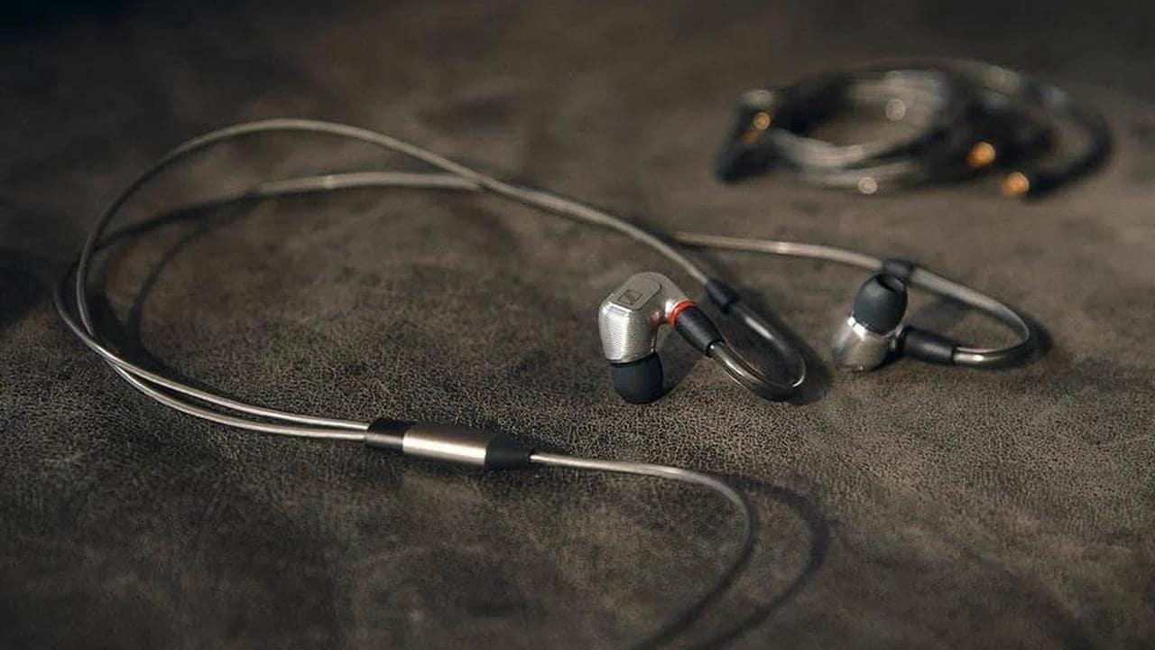synnhieser earphones