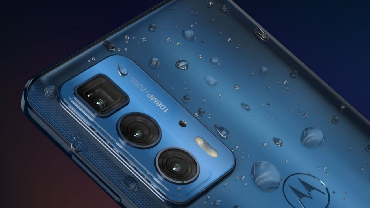 Motorola Edge 20 series.