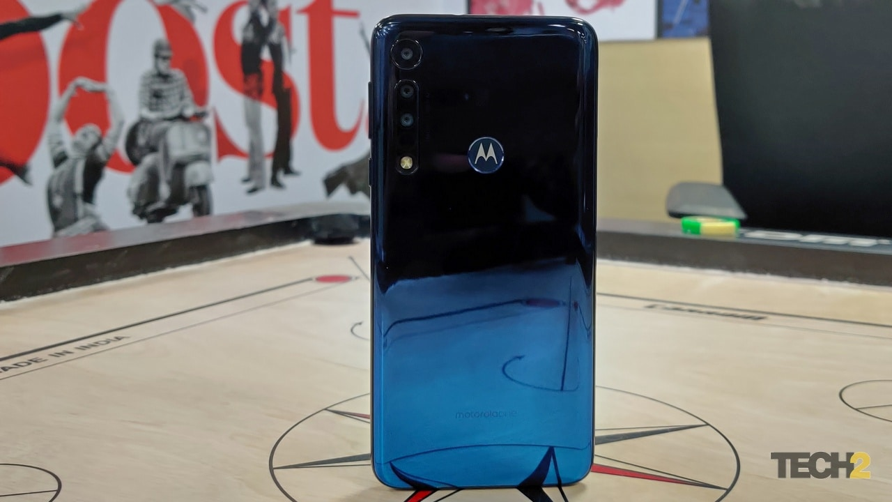 Motorola One Fusion+ Launched With 16MP Pop-up Camera