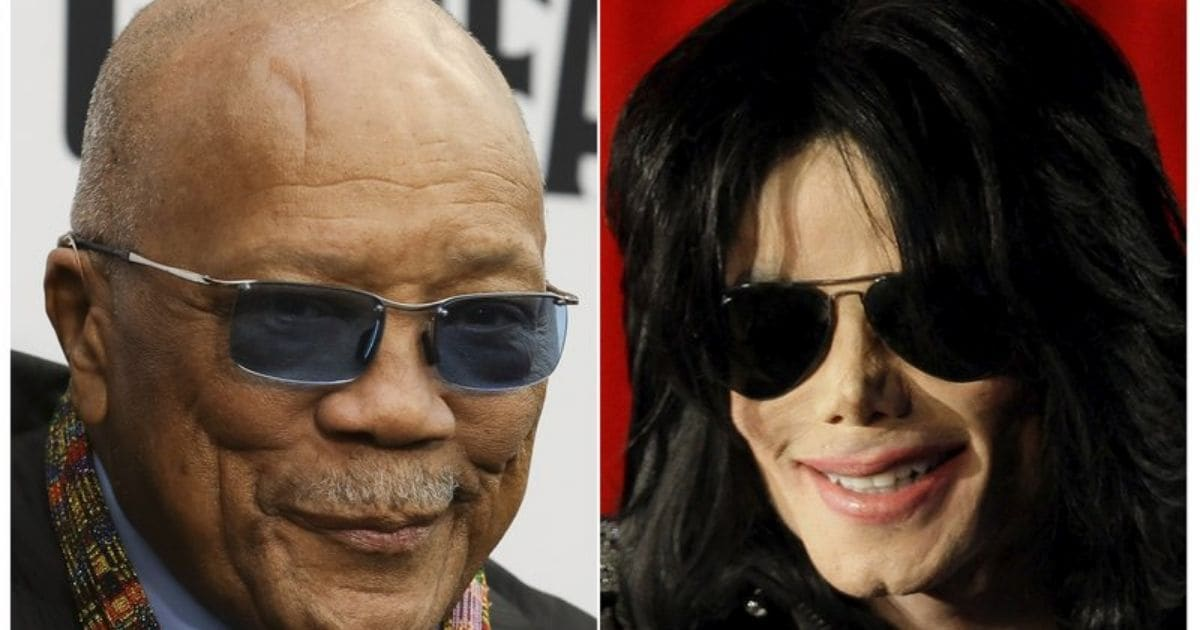 Quincy Jones Loses $9.4 Million In Battle With Michael Jackson's Estate