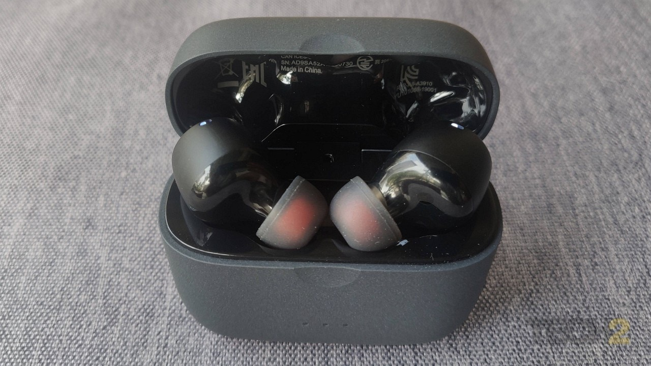 Soundcore Liberty Air 2 Buds. Image: Tech2/Ameya Dalvi