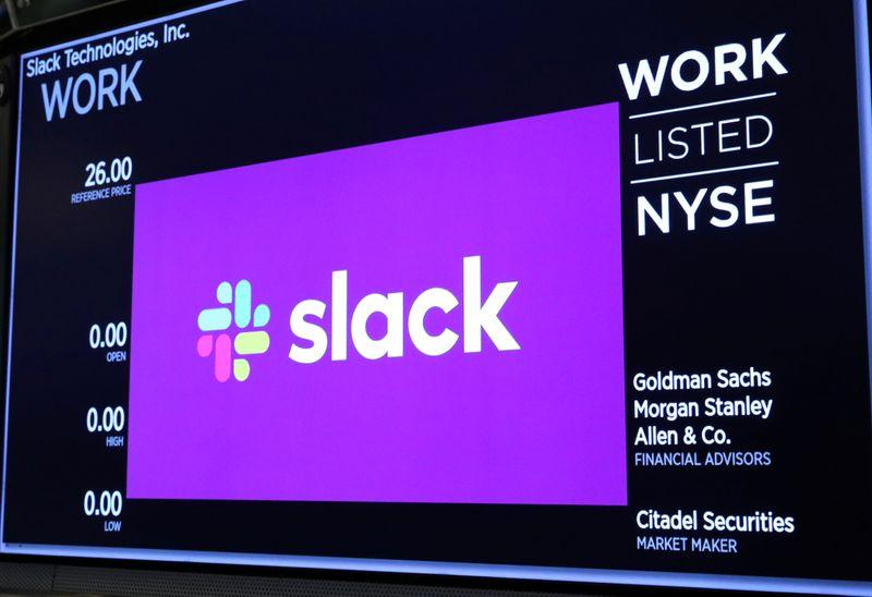 Slack is down on the first workday of 2021