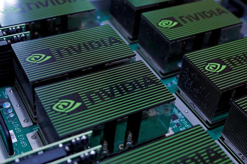 Nvidia forecasts sales above estimates as gaming chip sales surge