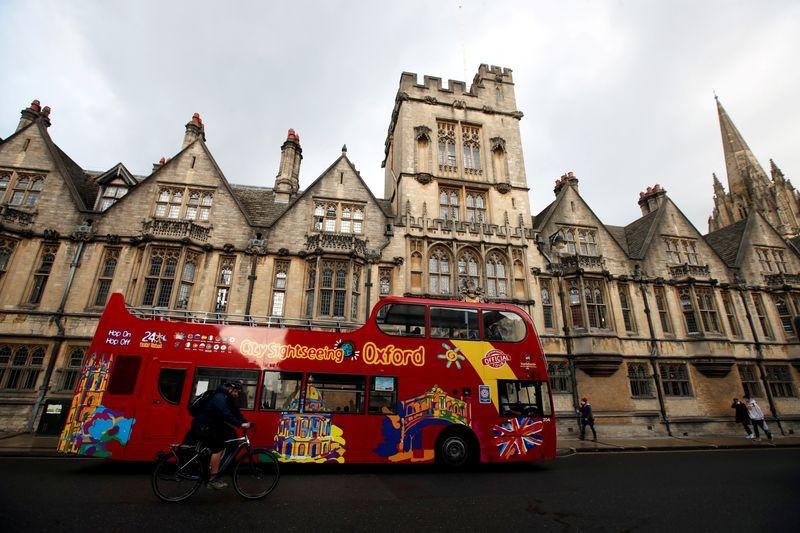 Oxford University says research not affected after media reports of COVID lab hack