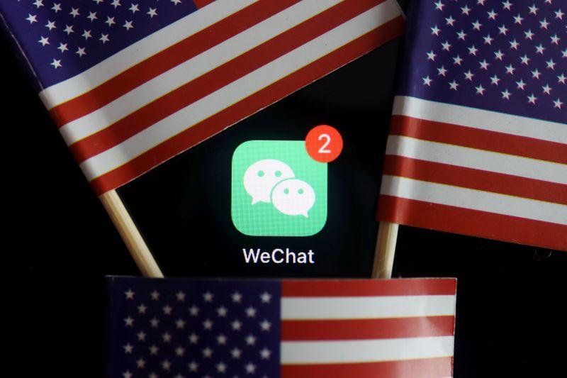U.S. judge sets new hearing on request to block Commerce Department WeChat order