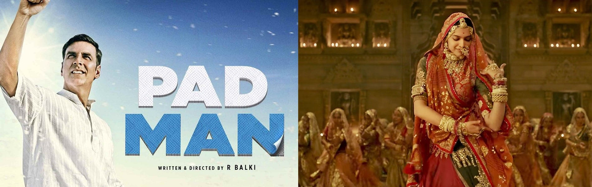 Padman release date pushed to 9 February; Padmaavat to enjoy solo release on 25 January