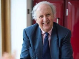 Alexander McCall Smith on 20 years of The No 1 Ladies Detective Agency, and writing a much loved character