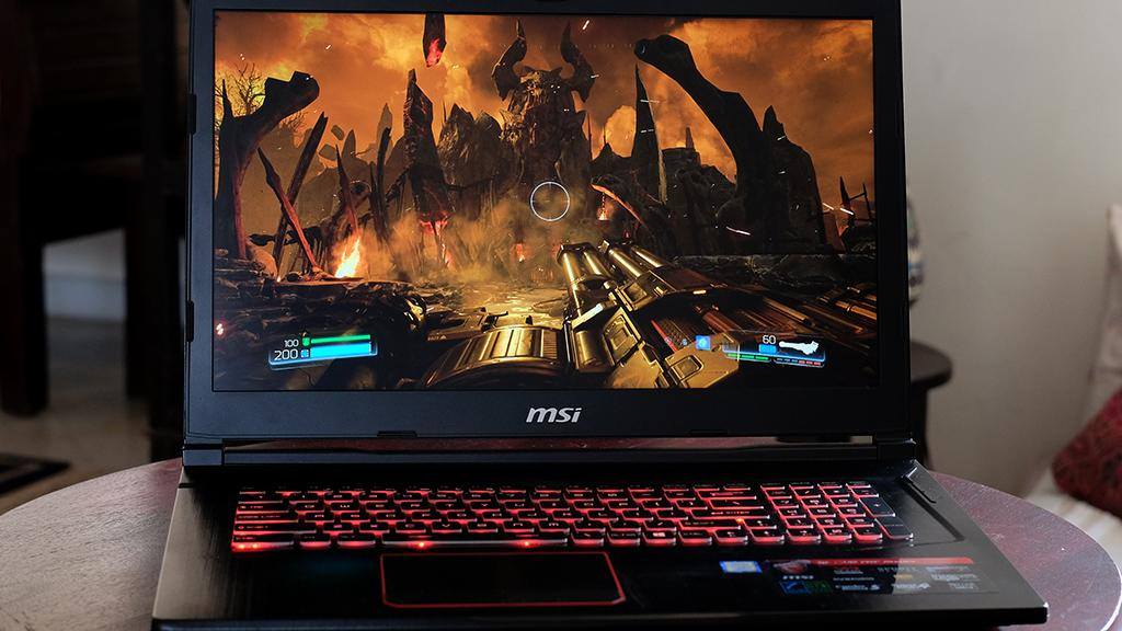 MSI GE73VR 7RF Raider laptop review: A desktop replacement that's worthy of a true gamer