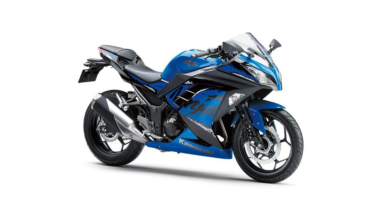 Kawasaki Launches 2019 Ninja 300 At A Reduced Price Of Rs 298 Lakh