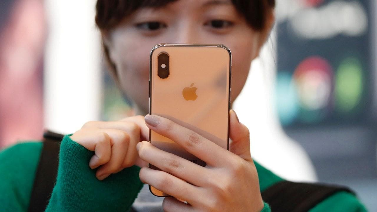 Apple to update iPhone in China after court bans sale and import of many iPhones