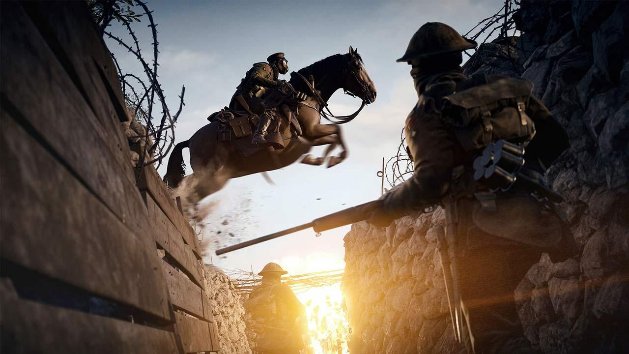 Battlefield 1 players honour 100th anniversary of World War I with ceasefire