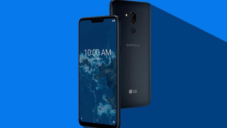 LG G7 One becomes first LG device to start receiving Android 9.0 Pie update