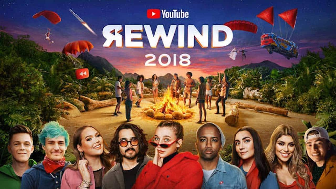 YouTube Rewind 2018 is officially the most disliked video on the platform