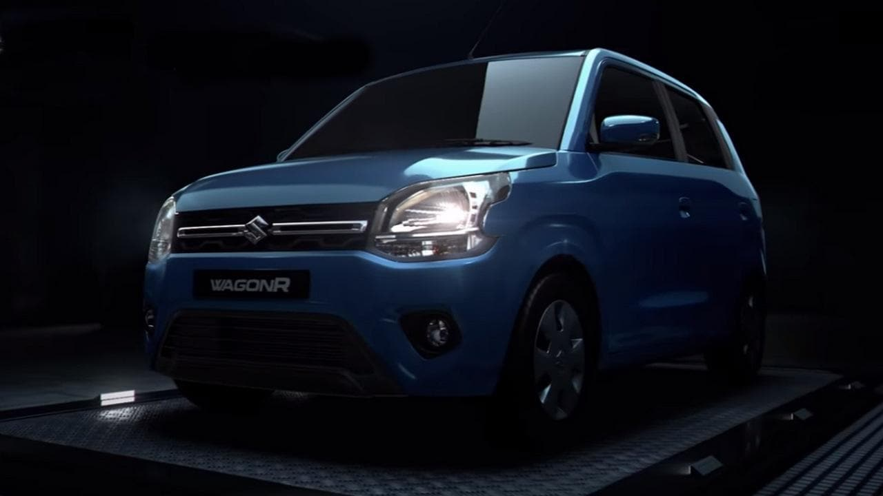 2019 Maruti Suzuki WagonR official video reveals brand-new design, powertrain