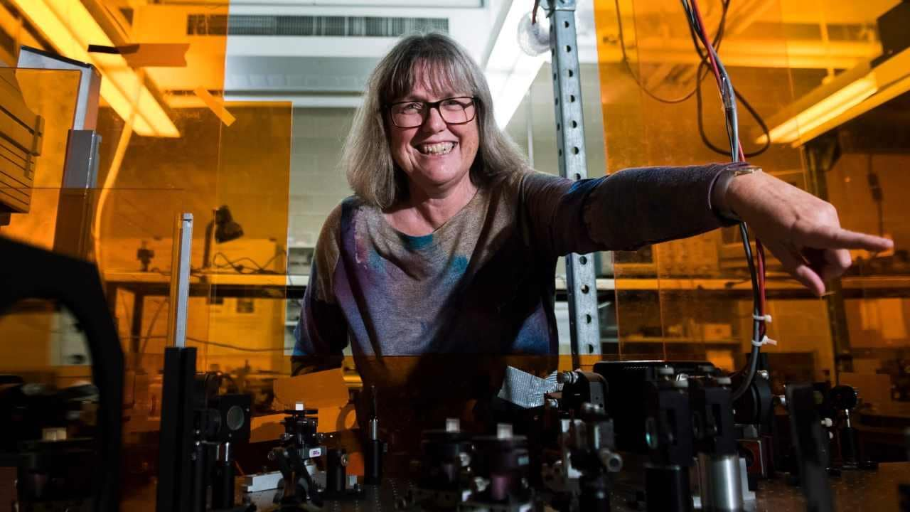 Reflections from a Nobel winner: Scientists need time to make discoveries, leaps