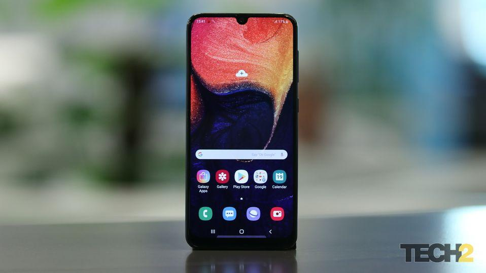 Samsung Galaxy A50 review: Amazing display and triple-cameras at a compelling price
