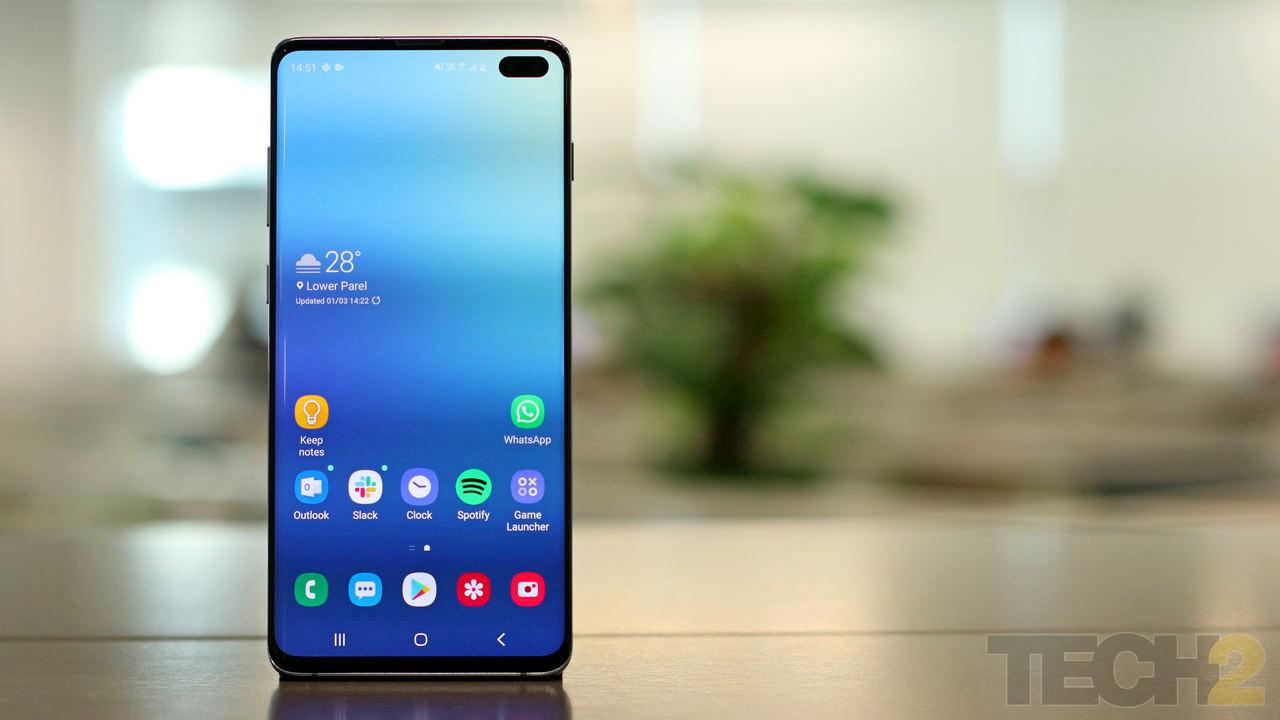 Samsung Galaxy S10 Plus review: A premium 2019 flagship with a few compromises