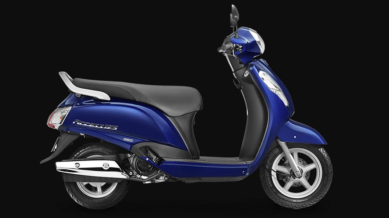 Suzuki Access scooter's drum brake version gets CBS at a price tag of Rs 56,667