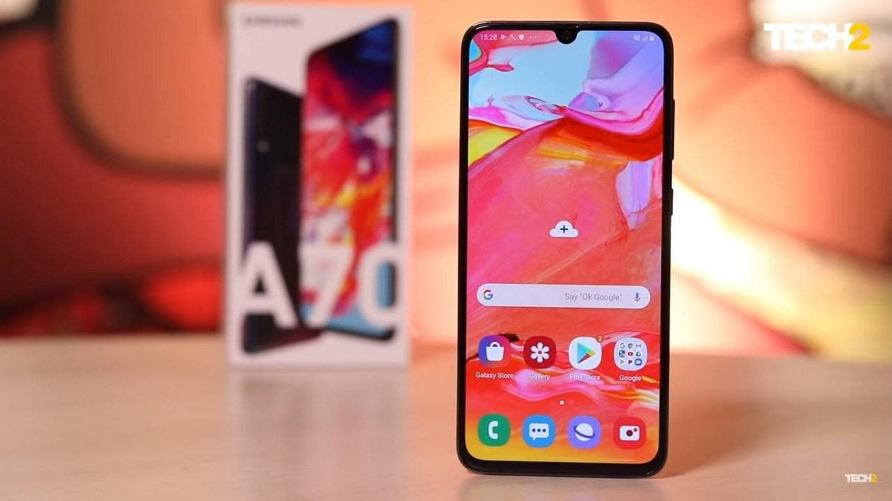 Samsung Galaxy A70 review: Checks all the boxes for a great mid-range smartphone