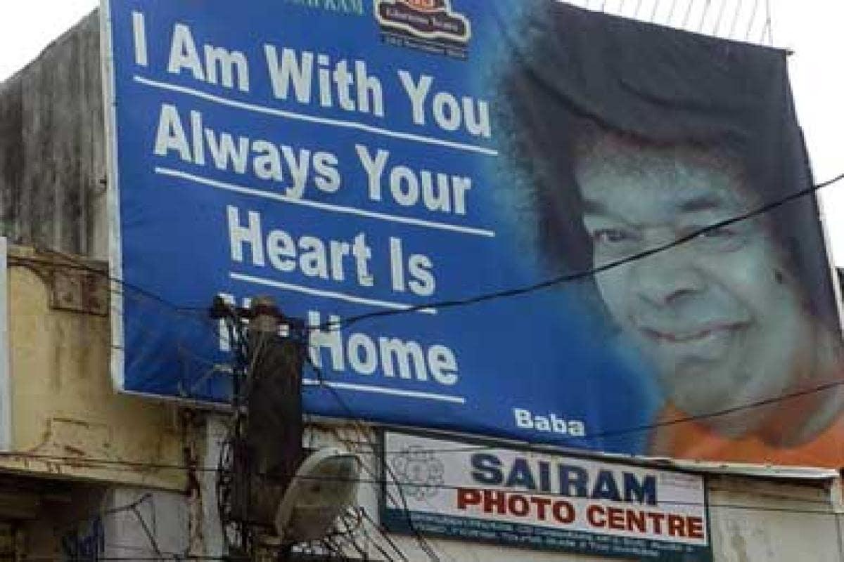 Puttaparthi cancelled? Sai Baba's death tests a town's faith