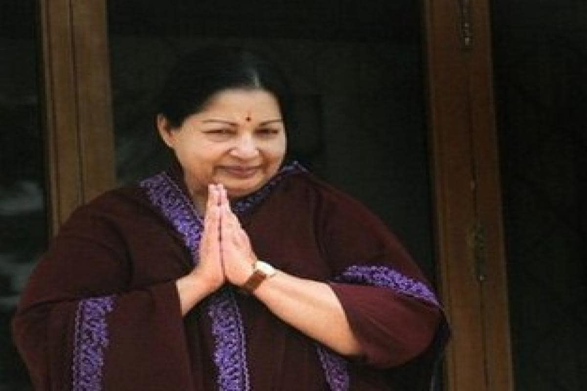 Jayalalithaa urges PM to remove Nadar remarks from CBSE book - Firstpost