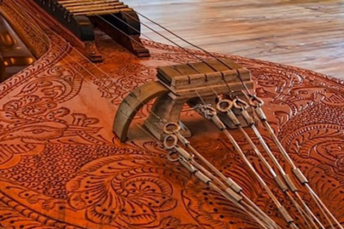 Thanjavur Veena to be first Indian instrument to get 'made in