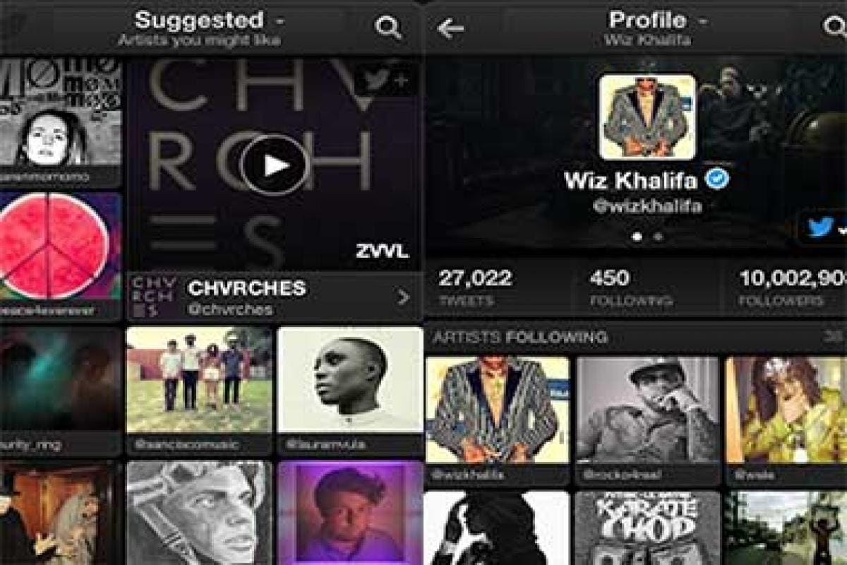 Twitter to launch Music app for iOS today- Technology News, Firstpost