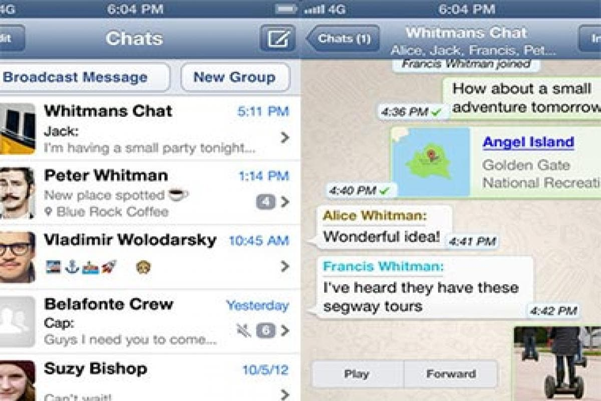 Good news for Apple heads: WhatsApp is now free on iOS- Technology