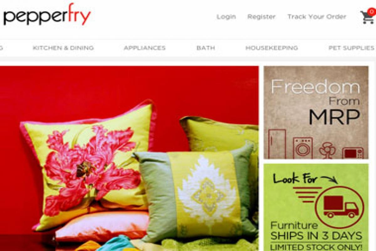 Online furniture marketplace Pepperfry raises Rs 210 cr from ...