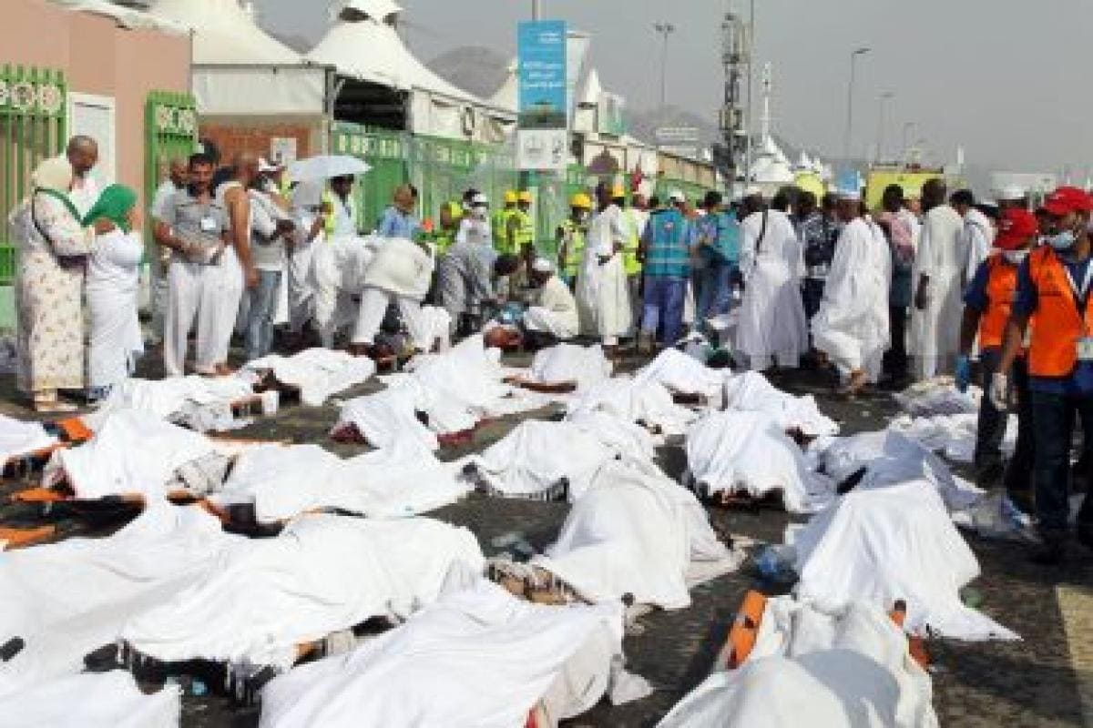 Death toll of Indians in the Hajj stampede rises to 114, 10