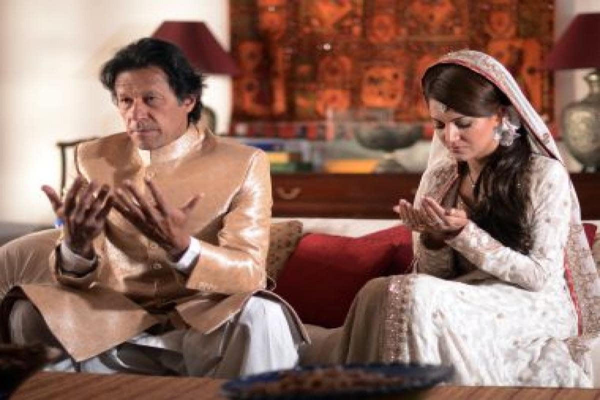 Imran Khan, drugs, pirs, sex and mosquitoes: Reham Khan's