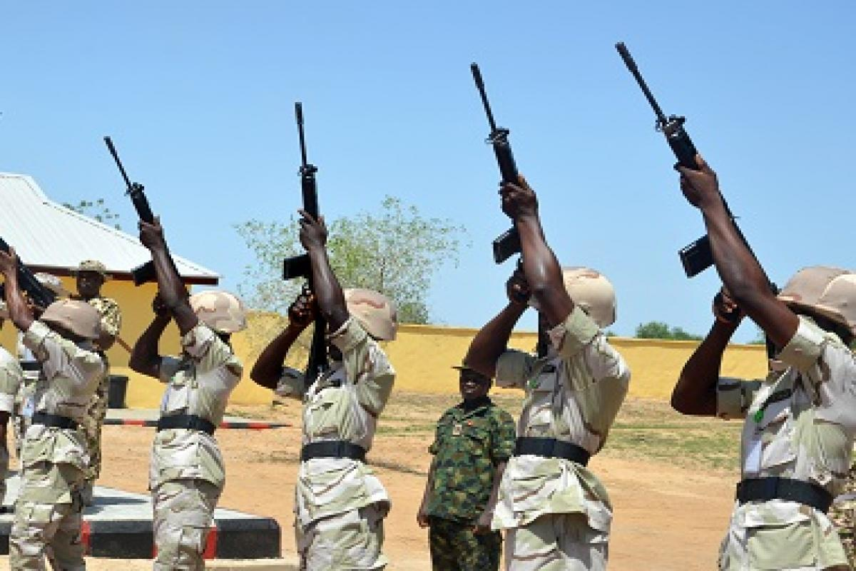 Nigerian Army claims complete victory over Boko Haram