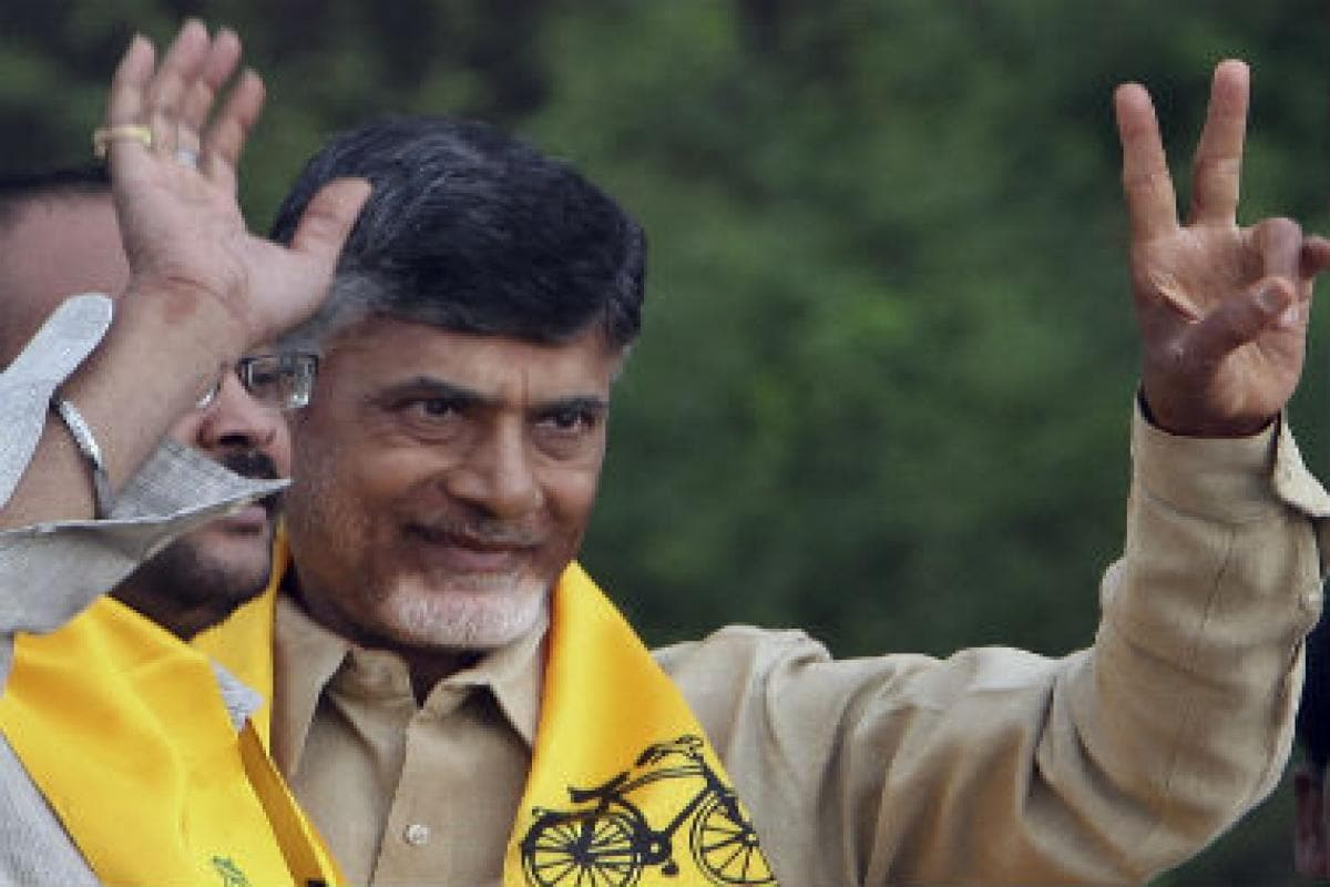 Andhra Pradesh first state in India to link rivers, claims
