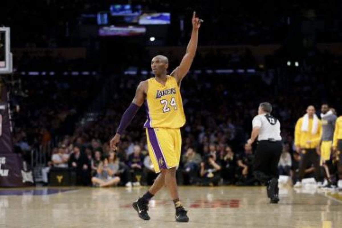 size 40 e5a21 cb792 Mamba Out! Kobe Bryant bids farewell with stunning 60 point ...