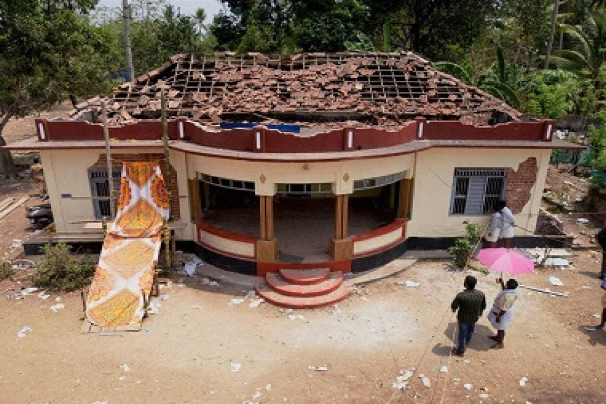 Kerala temple fire: Banned chemicals in crackers caused