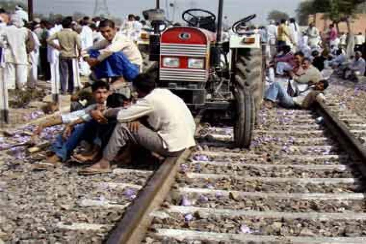 Jat quota stir: Haryana on high alert, paramilitary services