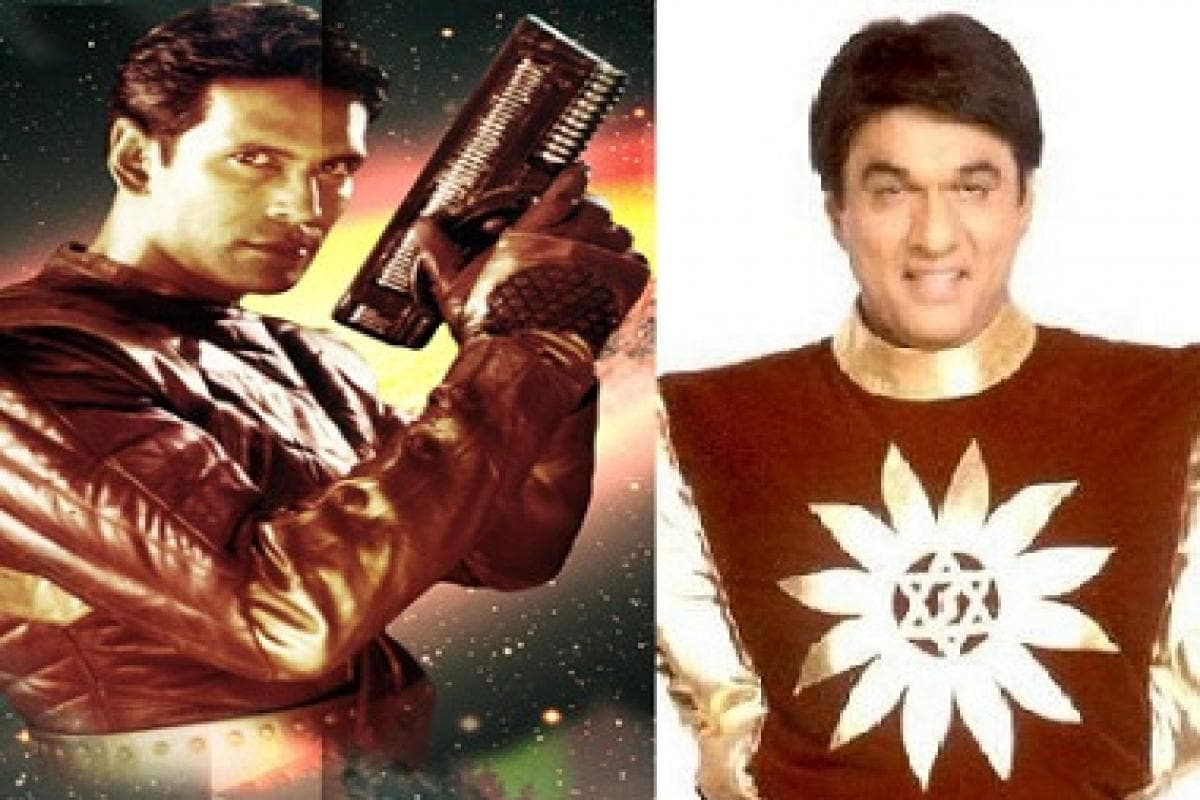 Shaktimaan and Captain Vyom are back! How the Indian