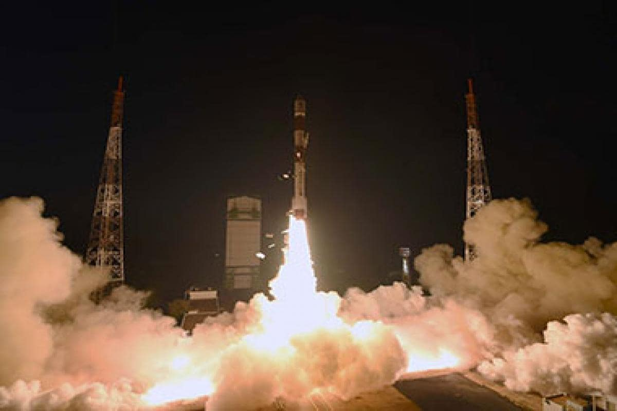 Isro launches 104 satellites: Indian space programme