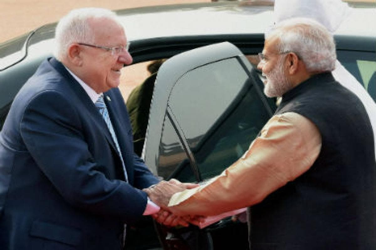 Israel Presdient Reuven Rivlin to visit Haryana for overview