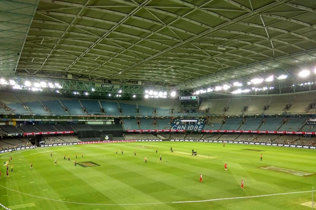 Weather In Docklands Stadium Melbourne About Dock Photos
