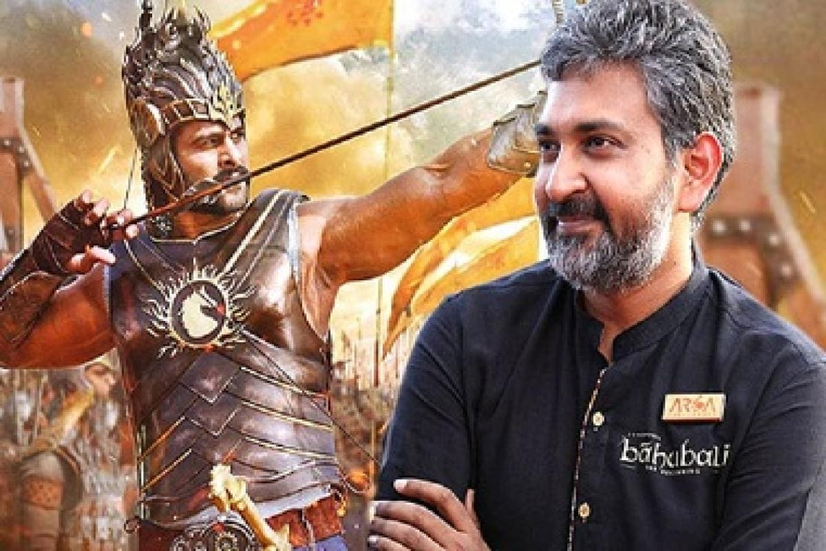 SS Rajamouli on Baahubali 2: The Conclusion, being an