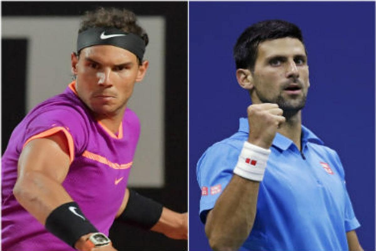 French Open 2017 Favourite Rafael Nadal Eyes History Novak Djokovic Out To Defend Roland Garros Title Firstpost