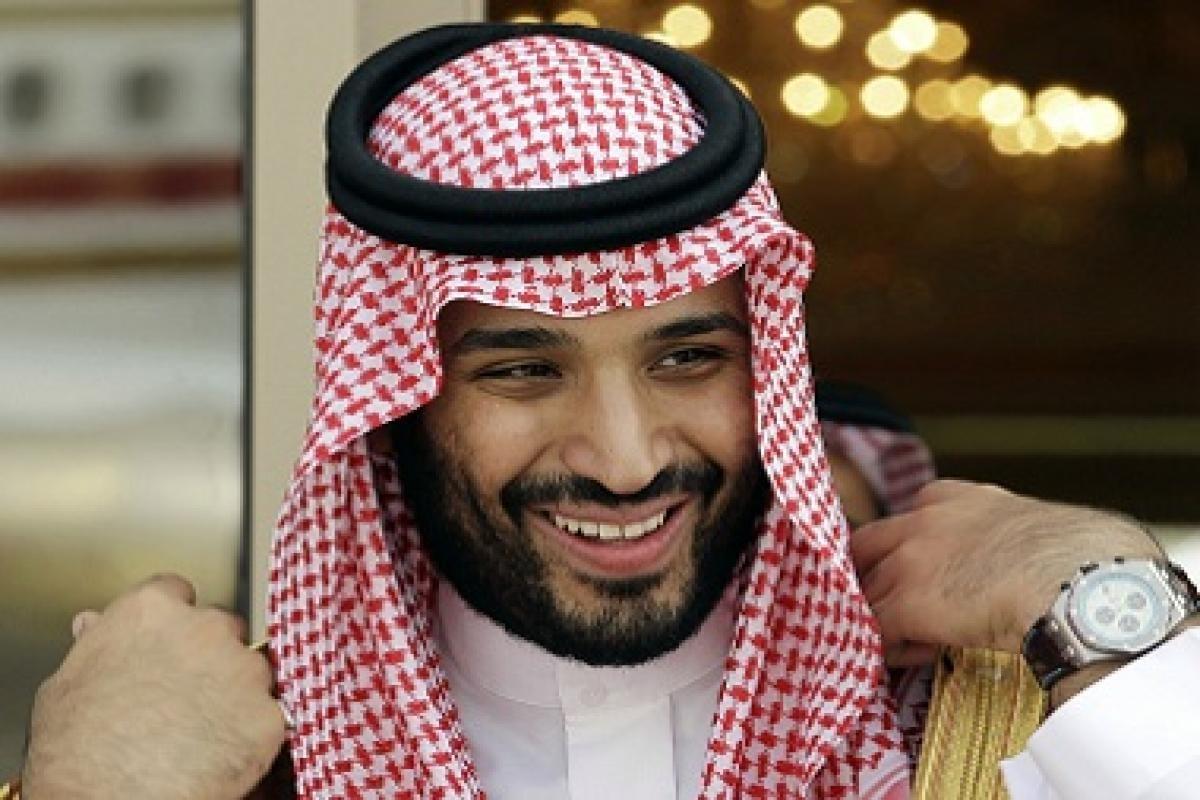Mohammad bin Salman, Saudi Arabia's new crown prince, has