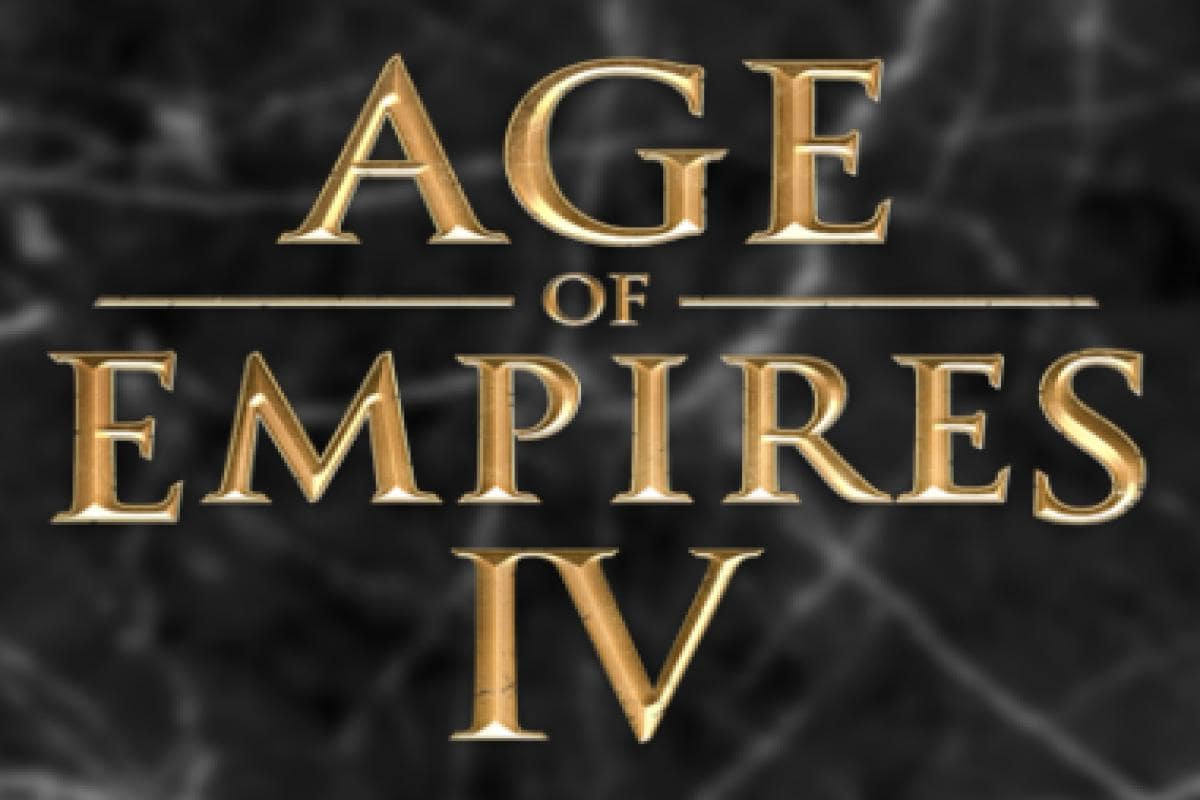 It's official, Age of Empires IV is in the works and it's coming to