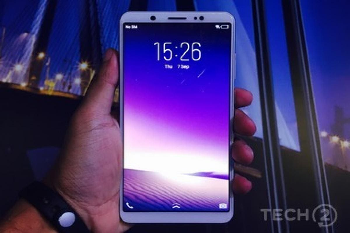 Vivo V7 Plus first impressions: A mid-segment device that needs to