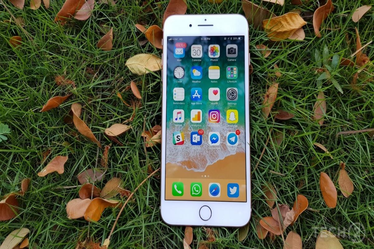 Apple iPhone 8 Plus review: Improving on the winning formula